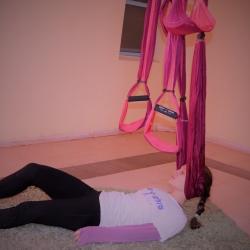 חיזוק שרירים ערסל יוגה